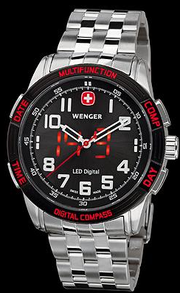 A fine example of a Wenger Swiss Army Watch