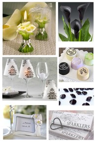 Calla Lily Wedding Inspiration Board