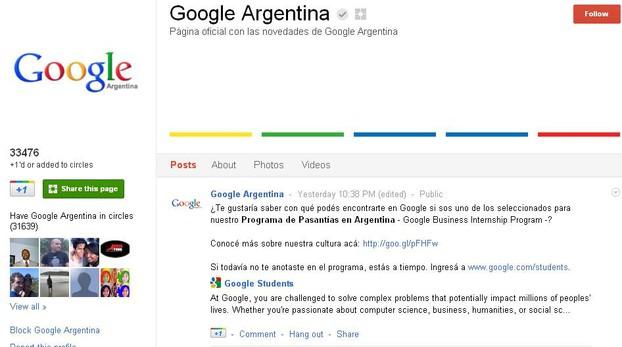 Google Com Ar
