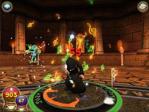 wizard games online