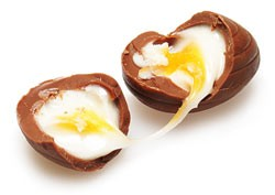 The Cadbury Creme Egg