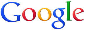 Current Official Google Logo
