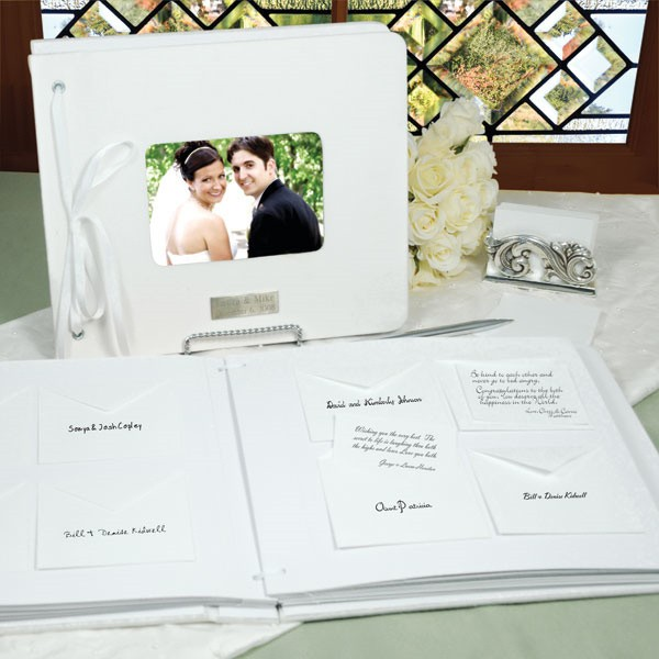 Wedding Guest Book Where It S Your Guests That Sign Their: Wedding Guest Book Alternatives