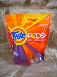 My Tide Pods
