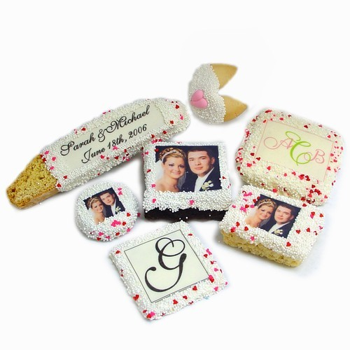 Cookie & Brownie Wedding Favors