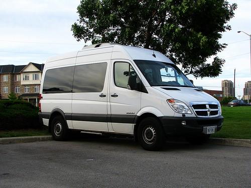 One Way Cargo Van Rentals