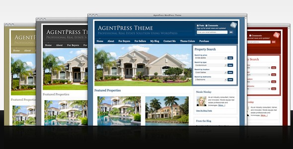 Best Wordpress Themes for Real Estate Sites