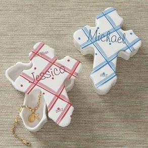 Prayerful Blessings Cross Box