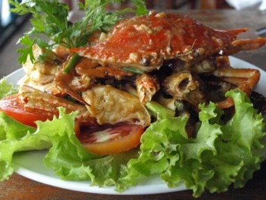 Cambodian recipes a seafood feast from kep for A taste of cambodian cuisine