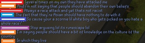 Runescape News: Pedophiles on the Prowl?