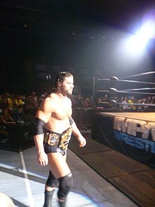 Roode as World Champion