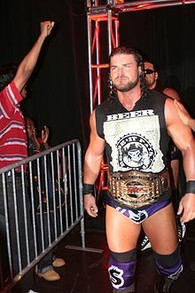 Roode as Tag Champion