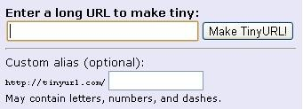 Make TinyURL URL