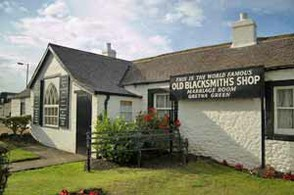 Gretna Green Blacksmith Shop.