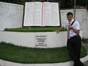 Not all Bibles Need to Be This Big!