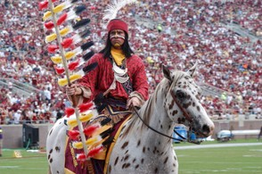 Chief Osceola on Renegade