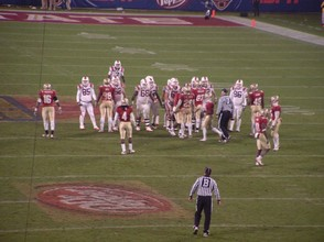 Last play of the 2010 ACC Championship