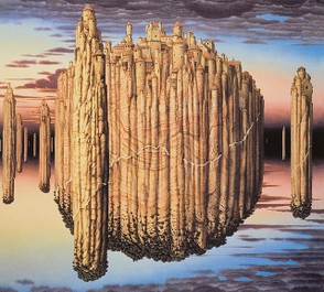 Surreal paintings: Jacek Yerka 4