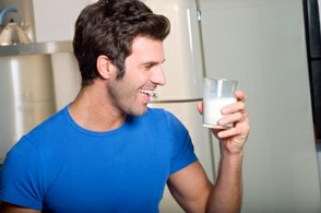 Protein Powders taste great with milk