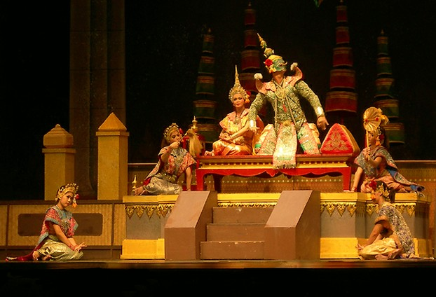 Khon Performance