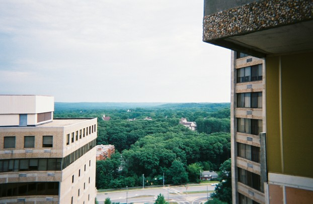View from the 15th Floor