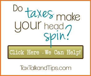 Tax Talk and Tips for Bloggers