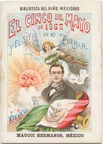 Poster Remembering Cinco de Mayo