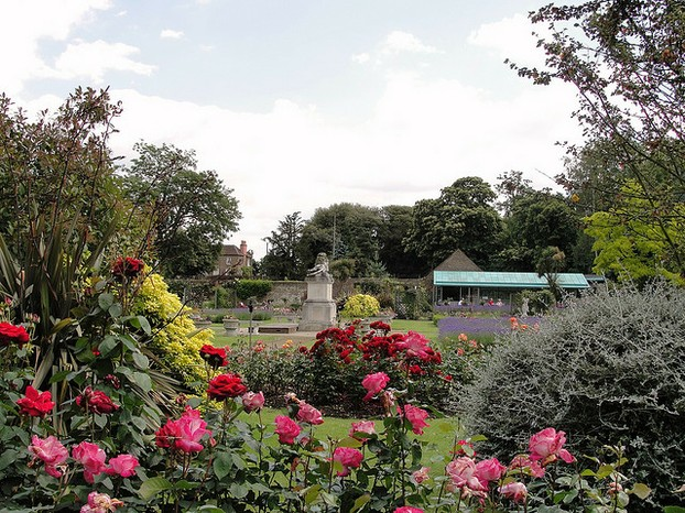 The Rose Garden at Sunbury