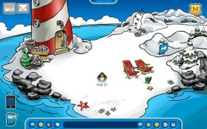 club-penguin-beach