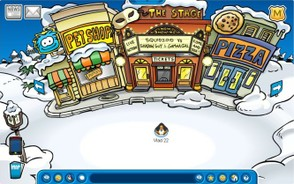 club-penguin-the-plaza