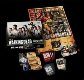 Inside the Walking Dead Board Game