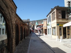 Travel to Sarajevo: Bascarsija (old town)