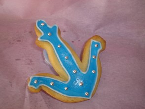 Anchor Cookie Cutters Work Very Nicely When Chosen Carefully