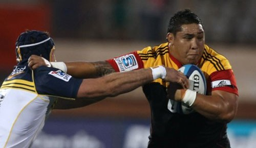 Fantasy Super Rugby Player Ben Tameifuna