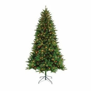 Swiss Fir Prelit Tree 4 Ft