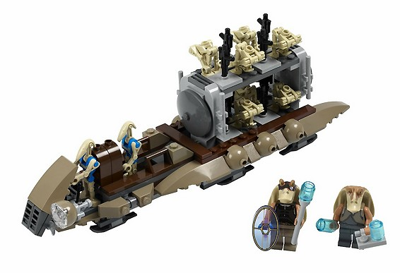 LEGO 7929 - Battle Of Naboo