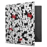 Minnie Red Bow Pattern Binder