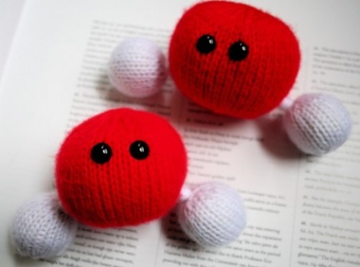 Water Molecule Plush Toys