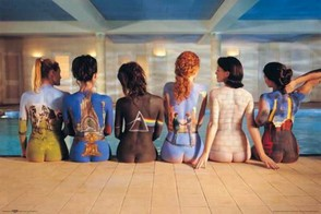 Pink Floyd 'Back Catalogue' Poster