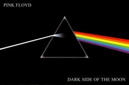 Pink Floyd 'Dark Side Of The Moon' Poster (1973)