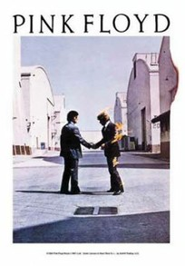 Pink Floyd 'Wish You Were Here' Poster (1975)