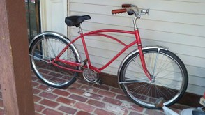 Vintage Cruiser Bicycle