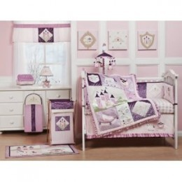 Rapunzel Baby Bedroom