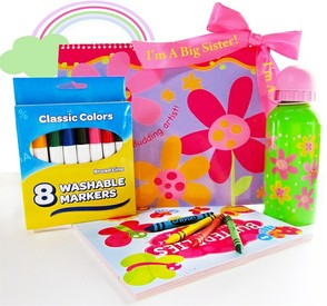 Big Sister Art Activity Set