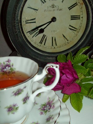 Take some time for tea