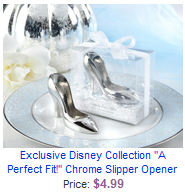 Disney: Glass Slipper