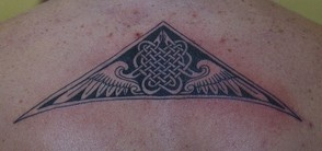 Celtic Back Tat