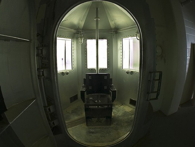 Image: Gas Chamber at Sante Fe, New Mexico, USA