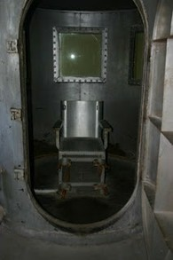 Image: Wyoming's Territorial Prison Gas Chamber