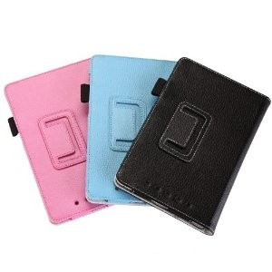 i-Blason cases also come in blue and pink